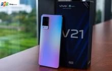 Đặt trước vivo V21 5G tại FPT Shop, nhận ưu đãi đến 2 triệu đồng
