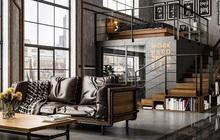Industrial: Phong cách thiết kế nội thất cá tính từ những điều mộc mạc