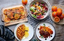Ai bảo cam chỉ để ăn, ép nước, đầu bếp nổi tiếng vừa tiết lộ loạt bí kíp siêu hay cho nhà bếp đây này!