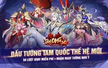 Từ làng streamer đến giới showbiz, các hot boy, hot girl đều thành fan của game chiến thuật Tân OMG3Q VNG