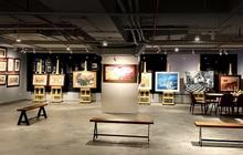 Thêm một không gian sáng tạo dành cho người yêu hội họa tại Sài Gòn