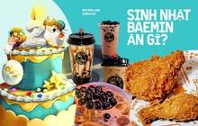 Ăn gì BAEMIN khao: Nghìn deal 0đ từ trà sữa đến gà rán, hứa không để chiếc bụng bị đói