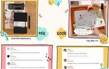 Khám phá loạt văn phòng phẩm vừa tiện vừa xinh có giá dưới 100K tại Shopee