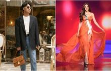 Thượng Gia Kỳ - chuyên gia tạo mẫu tóc thiết kế đồ dự thi Miss Universe cho Hoa hậu Khánh Vân