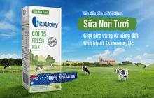 Mẹ Việt thông thái thời nay lựa chọn sữa non tươi nhập khẩu 100% Úc