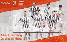 coocaa TV công bố hợp tác thương hiệu với câu lạc bộ bóng đá hàng đầu thế giới Juventus để phát triển phạm vi toàn cầu