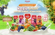 Kazu Chan mát lành tự nhiên, tăng cường đề kháng cho trẻ trong mùa hè