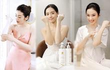 Angela Phương Trinh, Khánh Linh, Tú Anh đều đang mê mẩn phương pháp tắm trắng tại nhà nhưng không thua gì spa này