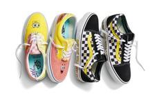 Xoa dịu căng thẳng mùa giãn cách, Sneaker Buzz mở bán Vans x Spongebob đáng yêu hết nấc