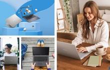 Loạt laptop siêu di động trang bị AMD Ryzen 5000 Series phù hợp với giới trẻ