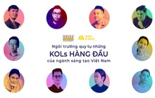 Bạn có biết 10 KOLs hàng đầu của ngành sáng tạo Việt Nam đều sở hữu điểm chung này?