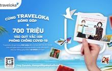 Cùng Traveloka biến mỗi chuyến bay thành một phần đóng góp chống dịch