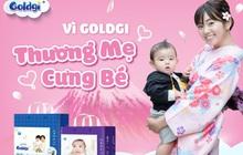 Tã Goldgi - lựa chọn tối ưu mẹ dành cho bé
