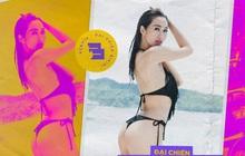 """Loạt ảnh cực cháy tại minigame Đại chiến bikini: Khánh My """"khét lẹt"""", loạt Gen Z cũng không vừa"""