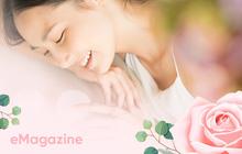 """Chỉ khi """"sống hồng tươi"""", phái nữ mới thực sự đẹp tỏa sáng bên ngoài, vui vẻ từ bên trong, cuồng nhiệt đón nhận mọi vận hội đời mình!"""