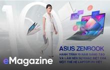 """10 năm hành trình Kiến tạo - Ghi dấu - Mở tương lai của một thế hệ laptop mang """"DNA"""" sáng tạo"""