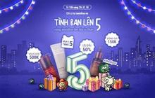 """Mừng tình bạn lên 5, cùng innisfree Việt Nam lan tỏa """"iu thương"""" với ưu đãi lớn nhất năm, độc quyền tại website innisfree"""