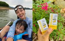 MC Minh Trang đồng hành cùng BioGaia tặng 30 suất quà cho các bé sơ sinh
