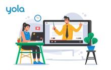YOLA và những giải pháp sáng tạo giúp nâng cao hiệu quả của việc học online