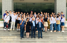 Điều gì làm nên sức hút của chương trình Cử nhân Quốc tế Việt Hàn ĐH Ngoại thương?