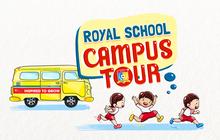 """Du lịch xuyên """"tour"""" khám phá môi trường chuẩn quốc tế tại Royal School"""