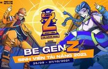 Be Gen Z: Thể hiện tài năng - nhận quà cực khủng tại sân chơi mới dành riêng cho Gen Z của Garena Free Fire