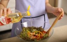 Áp dụng chế độ dinh dưỡng giúp kiểm soát cholesterol, ngừa đột quỵ