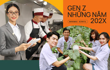 """Gen Z những năm 202X - Gõ cửa vào đời, hãy chọn """"cánh cửa"""" đưa mình đến niềm vui khi học"""