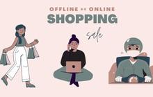 """Sành công nghệ, Gen Z trổ tài """"đi chợ online"""" cho cả nhà mùa giãn cách"""