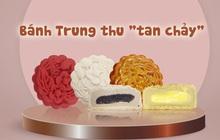 Khám phá bánh Trung thu tan chảy hot trend
