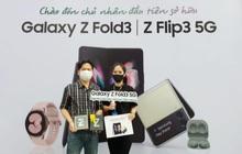 Bán sạch hàng, Samsung giao siêu phẩm Galaxy Z đến tay khách trong không khí hào hứng chưa từng có