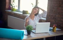 """Các cô nàng văn phòng """"gợi ý"""" bí quyết tận hưởng phút thư giãn giữa giờ """"work from home"""""""