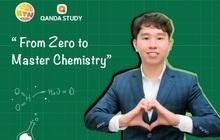Zero to Master - Thầy giáo 9x cùng ước mơ giúp học sinh yêu Hóa lại từ đầu