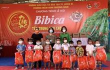 Tết Trung Thu Cho Em - Mùa 2 đã được Bibica triển khai tại 17 tỉnh thành trên toàn quốc