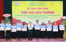 TDU đồng hành cùng sinh viên trong suốt quá trình học tập, khởi nghiệp