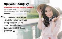 """Gặp gỡ 3 cô gái tài năng vừa """"ẵm trọn"""" học bổng IELTS Prize 2020/21 khu vực Đông Á"""
