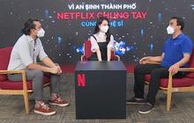 """Nghệ sĩ Việt tâm sự chuyện nghề trong chương trình """"Vì an sinh thành phố - Netflix chung tay cùng nghệ sĩ"""""""