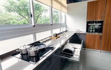 Khám phá không gian bếp đẹp tựa trong mơ cùng Caesar
