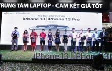 FPT Shop & F.Studio by FPT là chuỗi cửa hàng chính hãng tiên phong mở bán iPhone 13 series tại Việt Nam