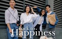 Bắt kịp xu hướng thời trang Thu Đông với BST mới nhất từ AMM