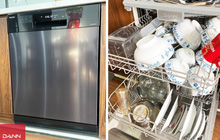 Máy rửa bát Dann: Trợ thủ đắc lực trong không gian bếp của gia đình trẻ hiện đại