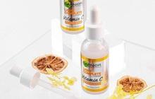 """Serum Booster Vitamin C Garnier chứa """"combo vàng"""" cho da sáng khỏe, có gì hay mà chuyên gia tâm đắc?"""