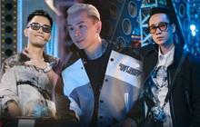 Đế chế hip-hop SpaceSpeakers trở lại Rap Việt mùa 2 với đội hình khủng
