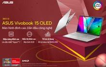 """ASUS Vivobook 15 OLED (M513) - Laptop """"hoàn hảo"""" trong phân khúc tầm trung"""