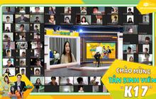 """""""Choáng"""" với cách ngôi trường này chào tân sinh viên thời online"""