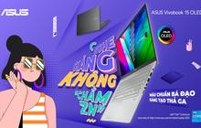 Bộ ảnh tựu trường khó quên cùng ASUS VivoBook 15 OLED