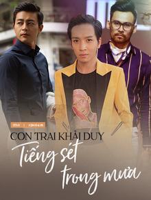 """3 diễn viên thủ vai quý tử của Khải Duy """"Tiếng sét trong mưa"""": Xuân lột xác, người được ví như Huỳnh Tông Trạch Việt Nam gây chú ý"""