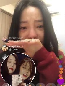 Goo Hara livestream trên instagram, liên tục khóc và xin lỗi Sulli sau khi bạn thân qua đời vì tự tử