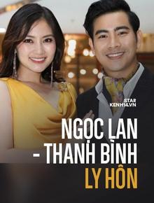 HOT: Ngọc Lan và Thanh Bình chính thức xác nhận đã ly hôn sau 3 năm kết tình phu thê