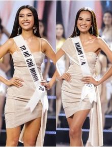 Trực tiếp chung kết Hoa hậu Hoàn vũ 2019: Top 15 diễn bikini nóng bỏng khoe body gợi cảm, Top lộ diện!